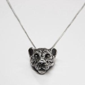 Balam Necklace Silver