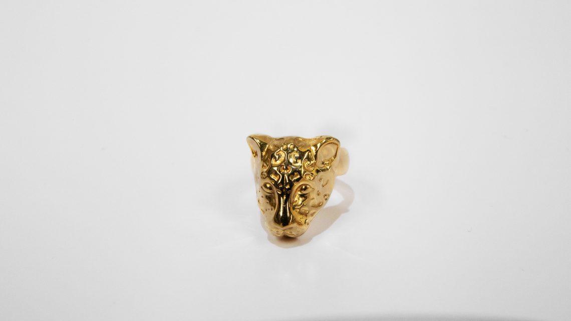 Jaguar dorado 1