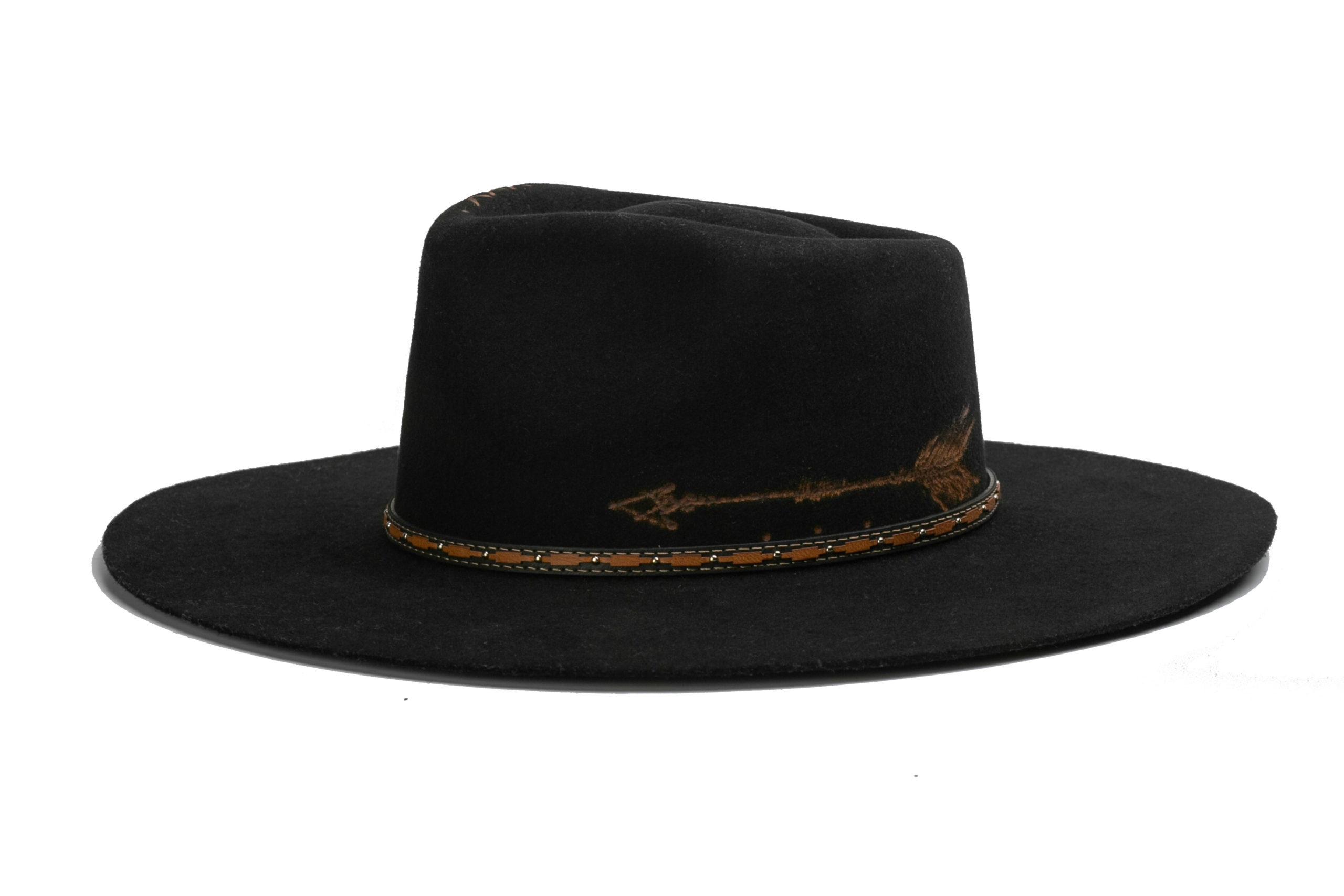 Kahlo Black Hat - Muan 27d69eb13e7